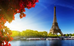 Cheap Flights From Dublin To Paris In September 2018 From Euro 17 (€ 17) by Ryanair Airline