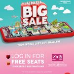 AirAsia BIG SALE 2019 From RM 12